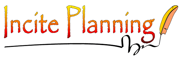 Incite Planning Feather Logo